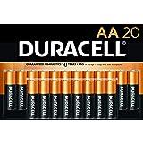 Duracell Coppertop AA Batteries AA 20