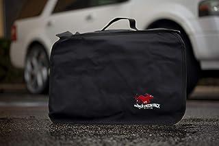 Bel's Bags 汽车后备箱收纳器汽车座椅收纳袋儿童婴儿存储旅行配件支架   73.66 cm x 45.72 cm