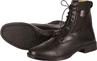Kerbl 系带靴 Monaco 光面革中性成人骑马运动鞋
