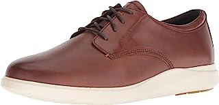 Cole Haan Grand Plus Essex 坡跟牛津布男鞋