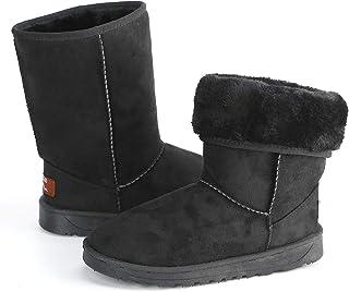 Moclever 女式雪地靴
