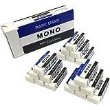 TOMBOW铅笔 橡皮擦 MONO MONO 18个装 JHA-061