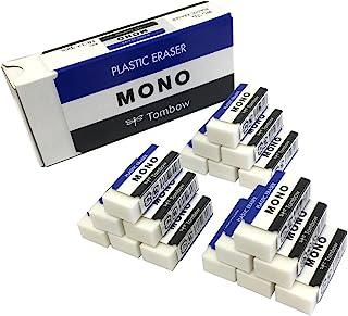 Tombow MONO 塑料橡皮擦 18 件 JHA-061