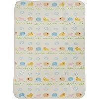 西川产业 动物园图案 棉毛毯 LCH0709800-M LA9200