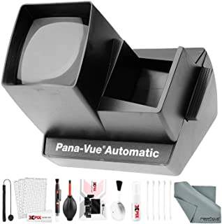 Pana-Vue 6566 自动滑梯式观影器,带豪华清洁套件