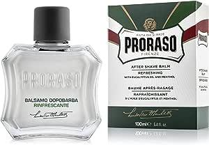 Proraso 剃须后膏,清爽爽肤,3.4 液盎司