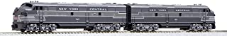 Kato USA Model Train Products N Scale EMD F7A 2 机车组-纽约中心#4008,4022(106-0440)