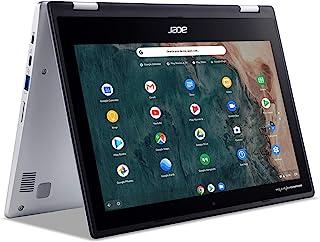 "Acer 宏碁 Chromebook Spin 311 可转换笔记本电脑,Intel Celeron N4020,11.6"" HD Touch,4GB LPDDR4,32GB eMMC,千兆 Wi-Fi 5,蓝牙 5.0,Google Chro..."