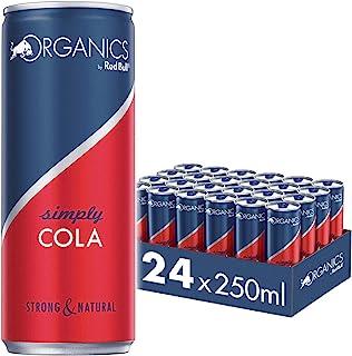Organics by Red Bull Simply Cola *可乐,24 x 250毫升,不含押金*饮料