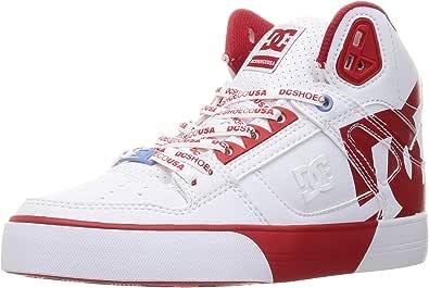 DC 运动鞋 PURE HIGH-TOP WC SE SN