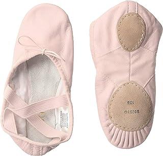 Bloch Dance 女童软底皮革芭蕾舞鞋/鞋
