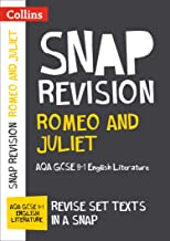 Romeo and Juliet: AQA GCSE 9-1 English Literature Text Guide: For the 2020 Autumn & 2021 Summer Exams (Collins GCSE Grade ...