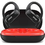 SENSO 无线耳塞 – 蓝牙真无线耳机 – TWS *佳运动耳机 锻炼降噪防汗耳塞 带麦克风 40 小时播放时间 适用…