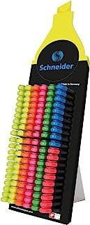Schneider 施耐德 书写工具 显示记号笔 作业 150 件 纸板材质 235 x 770 x 305 毫米