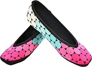Nufoot 女童芭蕾平底鞋