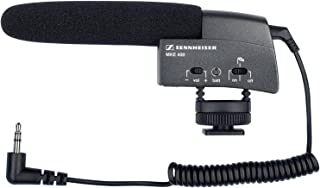 Sennheiser MKE 400 猎枪麦克风 - 黑色MKE 400 MKE 400 Microphone