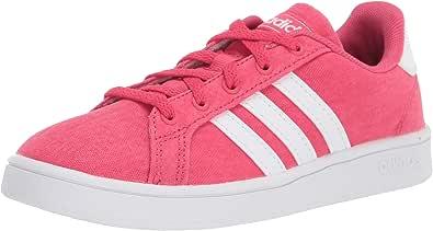 adidas 儿童 Grand Court 网球鞋