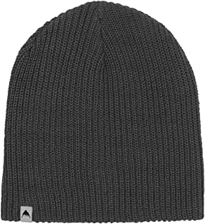 Burton 滑雪板 针织帽 无边便帽 ALL DAY LONG BEANIE 1SZ FITALL 104401