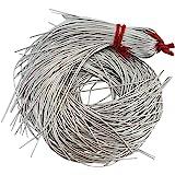 刺绣材质法式串珠线(Dabka),银色,1MM,25 Mtr(50 克)