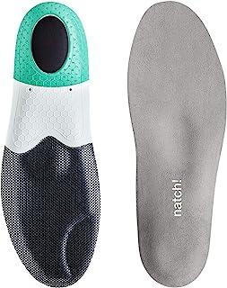 natch! Energy 8 鞋垫提供极端防寒保护,稳定脚部,柔软穿着感以及有效缓解关节压力 - 非常适合运动和休闲,尺码 36-46