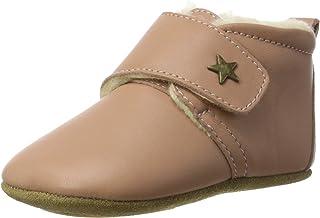 Bisgaard 中性童鞋 羊毛 星星 保暖居家鞋