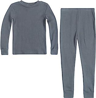 Arctic Hero 婴儿男孩保暖内衣 - 长袖 T 恤和慢跑运动裤 长款 John 套装(婴幼儿)