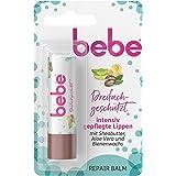 bebe 唇部护理膏 3 合 1 修复膏 – 滋润唇膏保护和修复干燥的嘴唇 – 4.9克