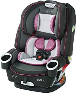 Graco 葛莱 4Ever DLX 4合1汽车座椅| 婴幼儿汽车座椅,10年使用约瑟林(Joslyn )