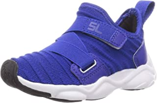 Syunsoku 瞬足 运动鞋 轻便 SL 軽量 SL 16~25cm 2E キッズ 男の子 女の子 DSL 0220