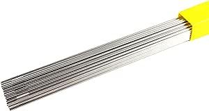 """ER316L - TIG 不锈钢杆 - 99.06 厘米 1/8"""" - (5 LB) 316LR5x18"""