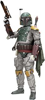 STAR WARS 星球大战 黑色系列 Boba Fett 6英寸(约15.24厘米)星球大战:绝地珍藏豪华归来手办,适合4岁及以上的儿童