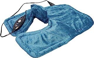 Hydas 肩部和颈部加热垫/可洗/磁铁闭合