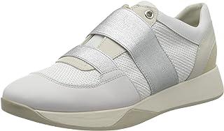 Geox 女士 D Suzzie D 一脚蹬运动鞋
