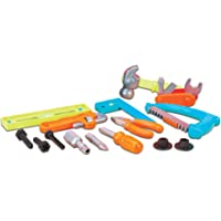 Small World Toys Living - Little Handyman's Tool Box 17 Pc…