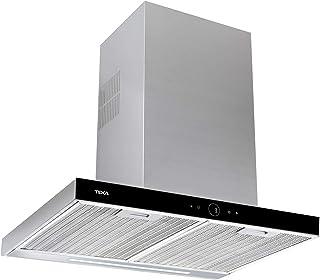 Teka DLH 786 T 701 立方米 壁挂式,黑色,不锈钢A+ - 抽油烟机 (701 立方米h,空气循环,A,C,69 分贝)