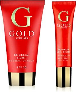 Gold Serums 淡肤精华套装,40克