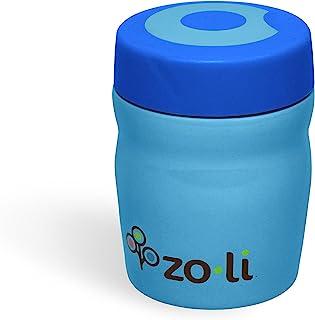 美国 Zoli 宽口保温瓶360ml (蓝色)
