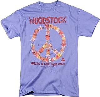 Popfunk Woodstock 和平标志 T 恤和*贴纸