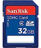 SanDisk SD 闪存卡 黑色 32 GB