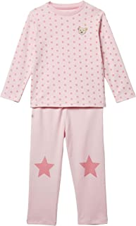 Steiff 女婴 Schlafanzug Pyjama 上衣
