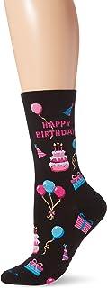 Hot Sox Women's Happy Birthday Sock