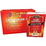 Card Saver 1 - 用于PSA/BGS 级卡片提交半刚性卡片夹 - 50 张装