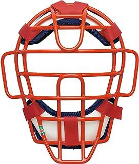 ZETT 软式棒球 Catch Gear 捕手用口罩 BLM3298C 【日本制造】