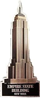 帝国立建筑冰箱磁贴 | 纽约新奇磁铁 | 完美纪念礼品系列,男女喜爱纽约和帝国州