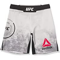 Reebok 锐步 男式 UFC Fight Night 正品八角形短裤