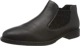 Rieker 52490-00 女士切爾西靴