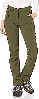 Mammut 软防风裤 冬季 远足 柔软 裤子 适合亚洲人体型 男士
