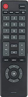 AULCMEET 32FNT005 遥控器兼容 MAGNAVOX TV 24ME403V/F7 32ME303V/F7 40ME325V/F7