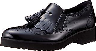 [卢卡 格洛西] 礼服鞋 流苏尖头鞋