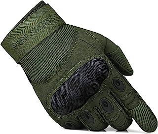 FREE SOLDIER 战术手套 男式*硬指关节全指手套盔甲手套